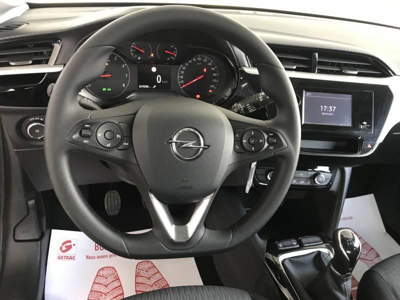 Opel Corsa 1.2 75 ch BVM5 Edition Noir occasion à Saint Bazeille - photo n°3