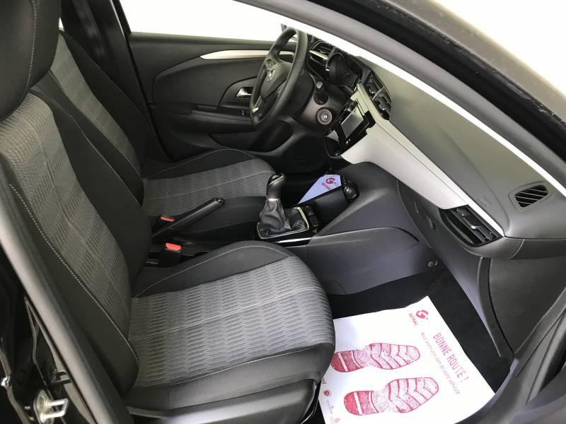 Opel Corsa 1.2 75 ch BVM5 Edition Noir occasion à Saint Bazeille - photo n°7