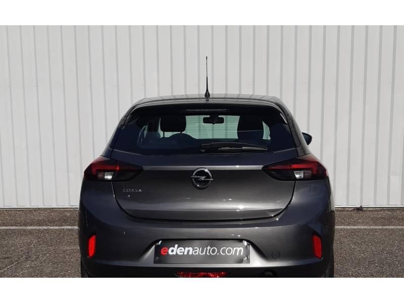 Opel Corsa 1.2 75 ch BVM5 Edition Gris occasion à Libourne - photo n°4