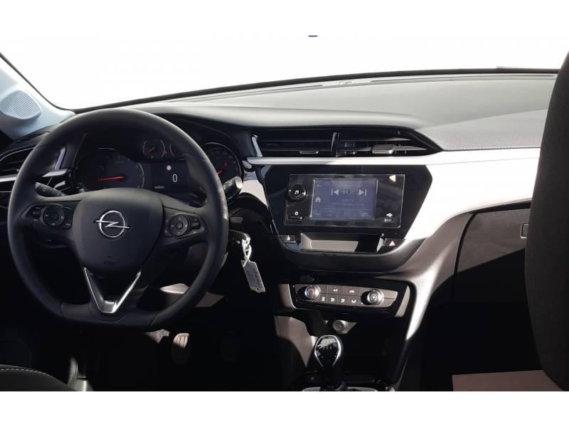 Opel Corsa 1.2 75 ch BVM5 Edition Gris occasion à Libourne - photo n°8