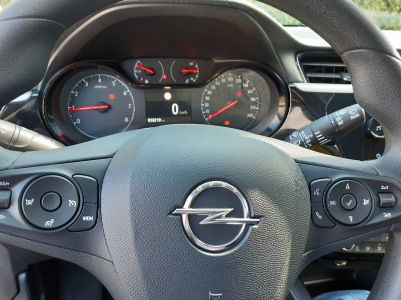 Opel Corsa 1.2 75 ch BVM5 Edition  occasion à Tulle - photo n°11