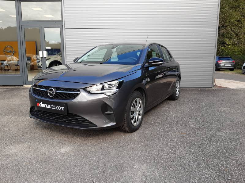 Opel Corsa 1.2 75 ch BVM5 Edition  occasion à Tulle