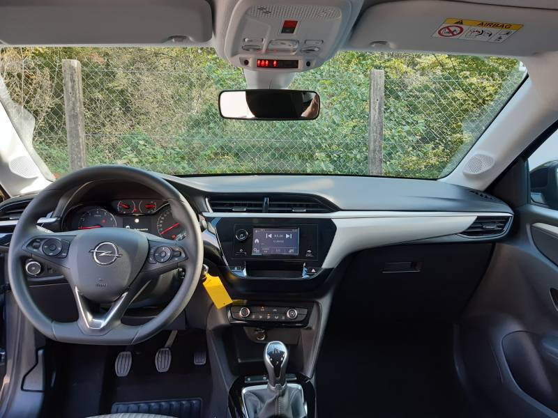 Opel Corsa 1.2 75 ch BVM5 Edition  occasion à Tulle - photo n°5