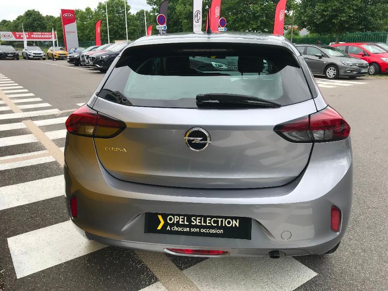 Opel Corsa 1.2 75ch Edition Gris occasion à Corbeil-Essonnes - photo n°5