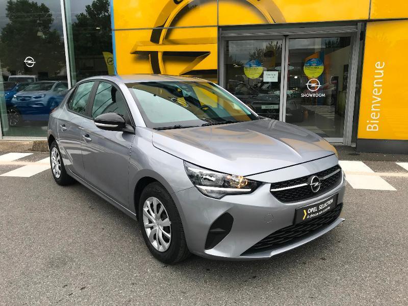 Opel Corsa 1.2 75ch Edition Gris occasion à Corbeil-Essonnes