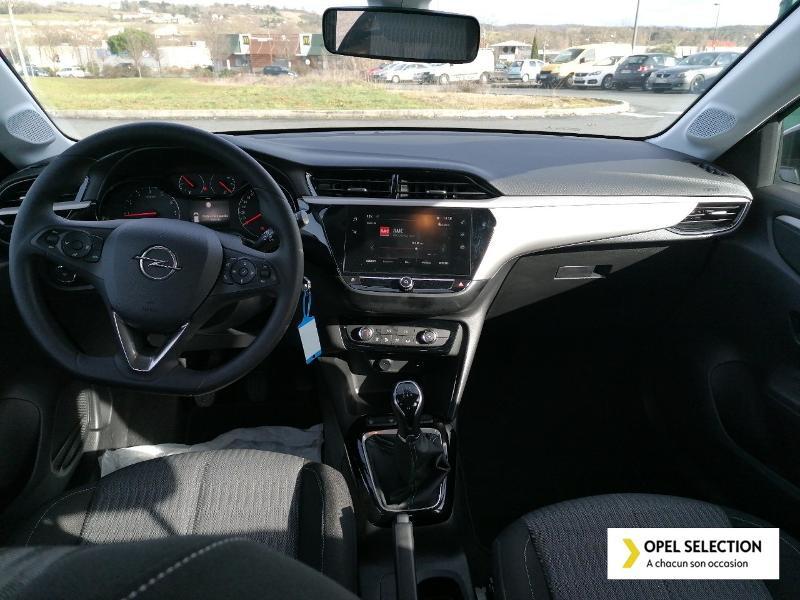 Opel Corsa 1.2 75ch Edition Gris occasion à CASTRES - photo n°8