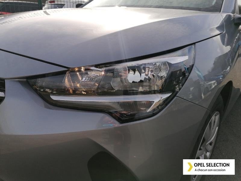 Opel Corsa 1.2 75ch Edition Gris occasion à CASTRES - photo n°13