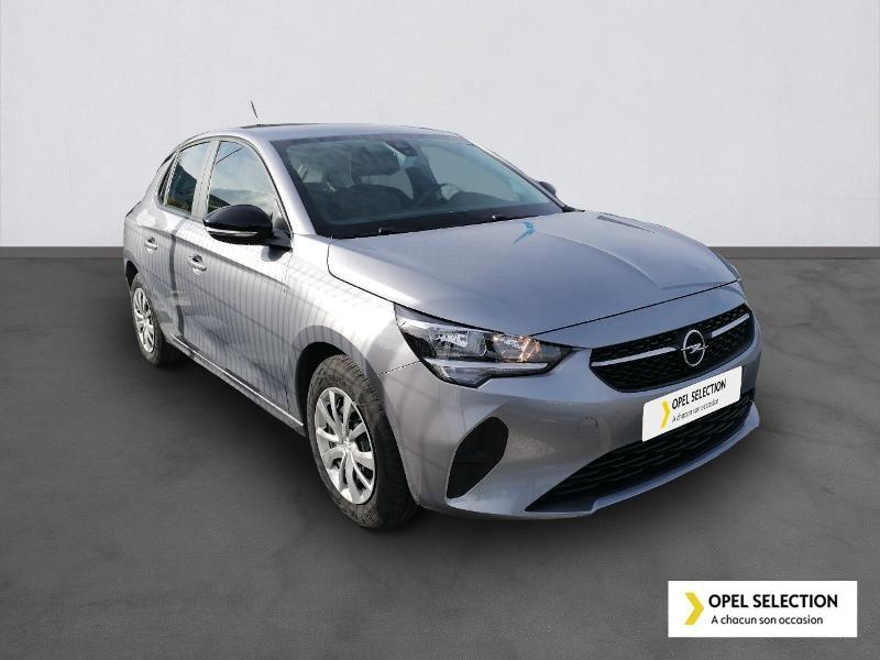Opel Corsa 1.2 75ch Edition Gris occasion à CASTRES - photo n°3