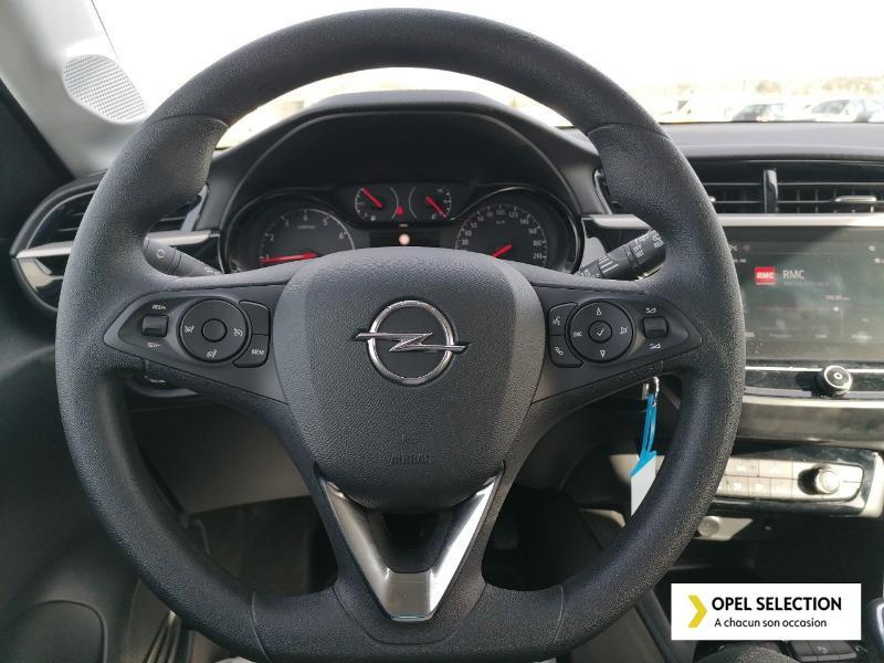 Opel Corsa 1.2 75ch Edition Gris occasion à CASTRES - photo n°16