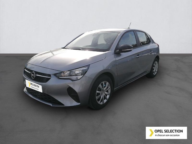 Opel Corsa 1.2 75ch Edition Gris occasion à CASTRES