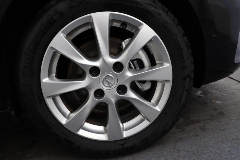 Opel Corsa 1.2 Turbo 100 ch BVA8 Elegance Noir occasion à La Garde - photo n°9