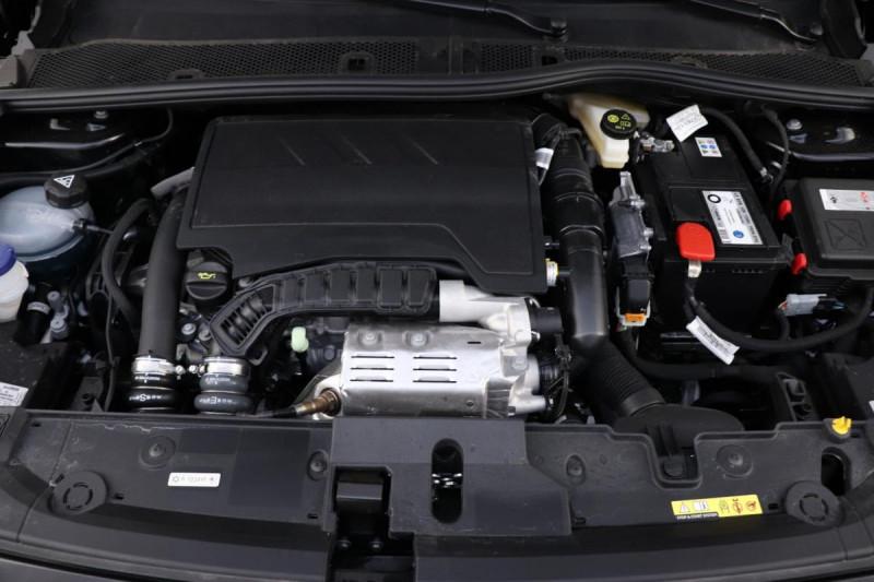 Opel Corsa 1.2 Turbo 100 ch BVA8 Elegance Noir occasion à Saint-Priest - photo n°12