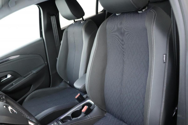 Opel Corsa 1.2 Turbo 100 ch BVA8 Elegance Noir occasion à La Garde - photo n°5