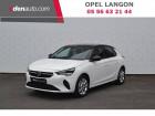 Opel Corsa 1.2 Turbo 100 ch BVM6 Edition Business Blanc à Toulenne 33