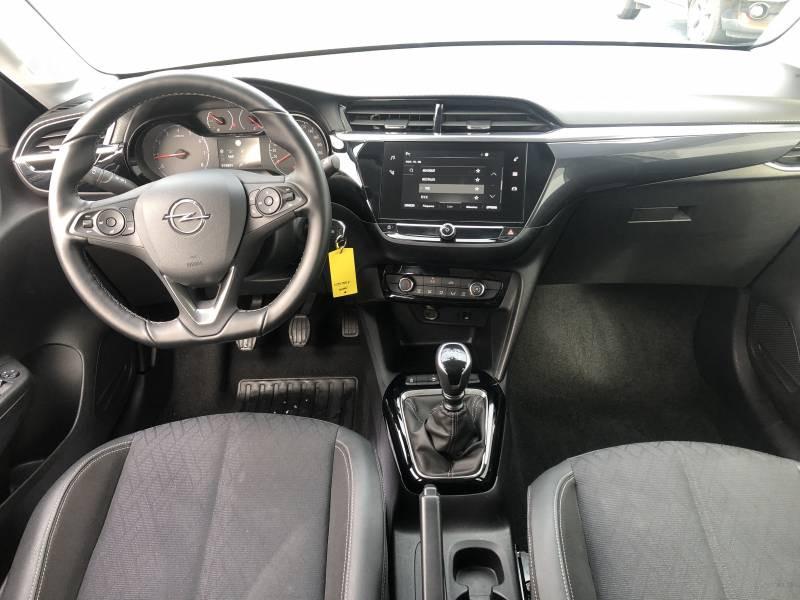 Opel Corsa 1.2 Turbo 100 ch BVM6 Elegance Gris occasion à Brive-la-Gaillarde - photo n°6