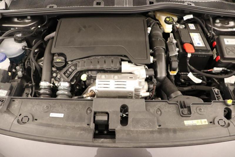 Opel Corsa 1.2 Turbo 100 ch BVM6 Elegance Gris occasion à Aubière - photo n°15
