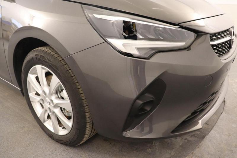 Opel Corsa 1.2 Turbo 100 ch BVM6 Elegance Gris occasion à Aubière - photo n°14
