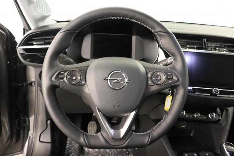Opel Corsa 1.2 Turbo 100 ch BVM6 Elegance Gris occasion à Aubière - photo n°6