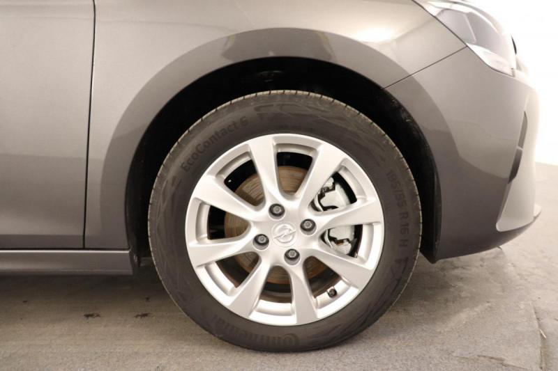 Opel Corsa 1.2 Turbo 100 ch BVM6 Elegance Gris occasion à Aubière - photo n°13