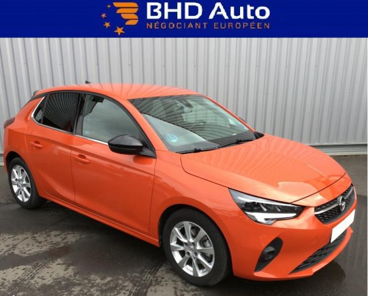 Opel Corsa occasion 2020 mise en vente à Biganos par le garage BHD AUTO - photo n°1