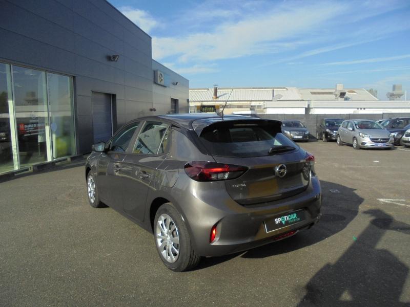 Opel Corsa 1.2 Turbo 100ch Edition BVA  occasion à Corbeil-Essonnes - photo n°5