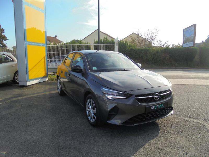 Opel Corsa 1.2 Turbo 100ch Edition BVA  occasion à Corbeil-Essonnes