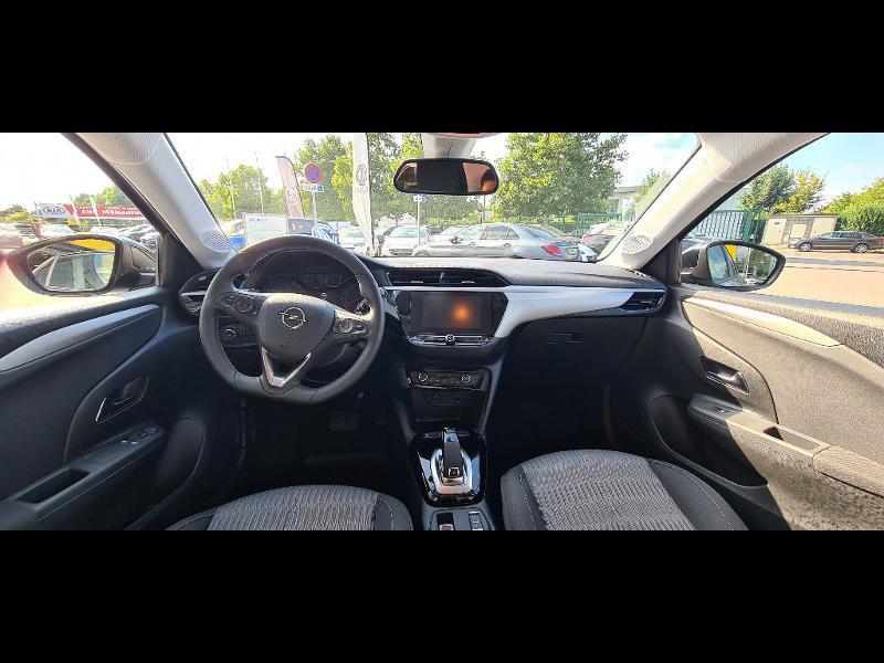 Opel Corsa 1.2 Turbo 100ch Edition BVA Gris occasion à Vert-Saint-Denis - photo n°12