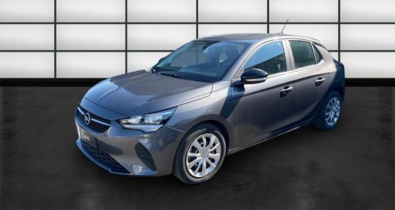 Opel Corsa 1.2 Turbo 100ch Edition Gris occasion à La Rochelle