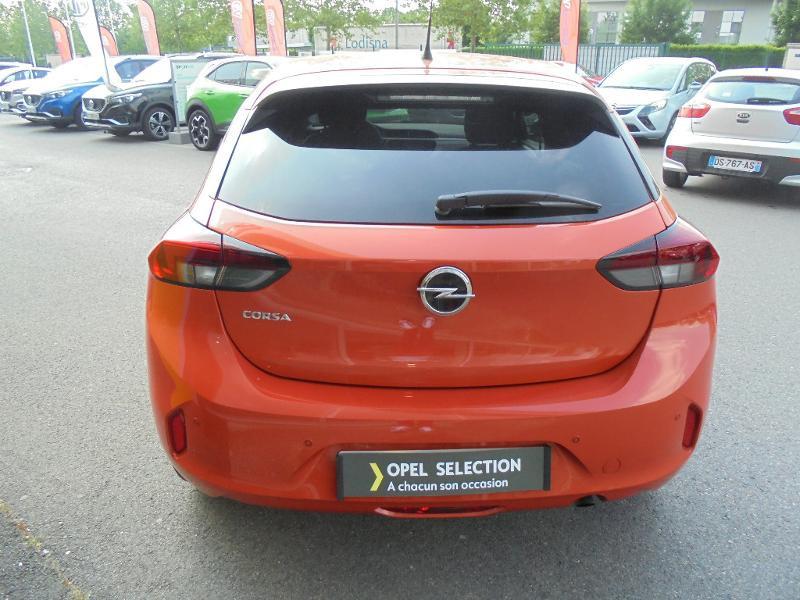 Opel Corsa 1.2 Turbo 100ch Edition Orange occasion à Corbeil-Essonnes - photo n°5