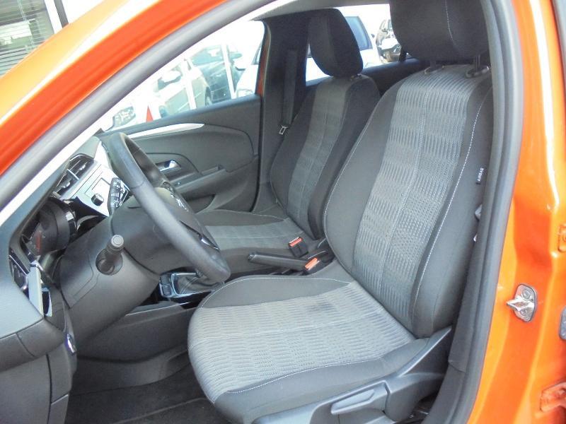 Opel Corsa 1.2 Turbo 100ch Edition Orange occasion à Corbeil-Essonnes - photo n°7