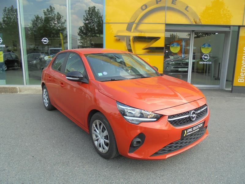 Opel Corsa 1.2 Turbo 100ch Edition Orange occasion à Corbeil-Essonnes