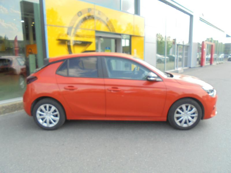 Opel Corsa 1.2 Turbo 100ch Edition Orange occasion à Corbeil-Essonnes - photo n°3