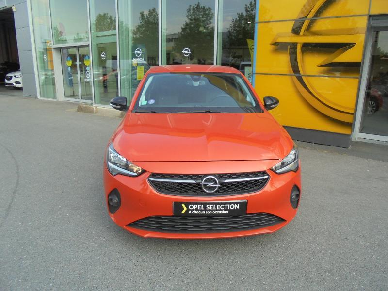 Opel Corsa 1.2 Turbo 100ch Edition Orange occasion à Corbeil-Essonnes - photo n°4