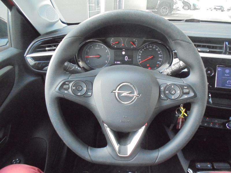Opel Corsa 1.2 Turbo 100ch Edition Orange occasion à Corbeil-Essonnes - photo n°19