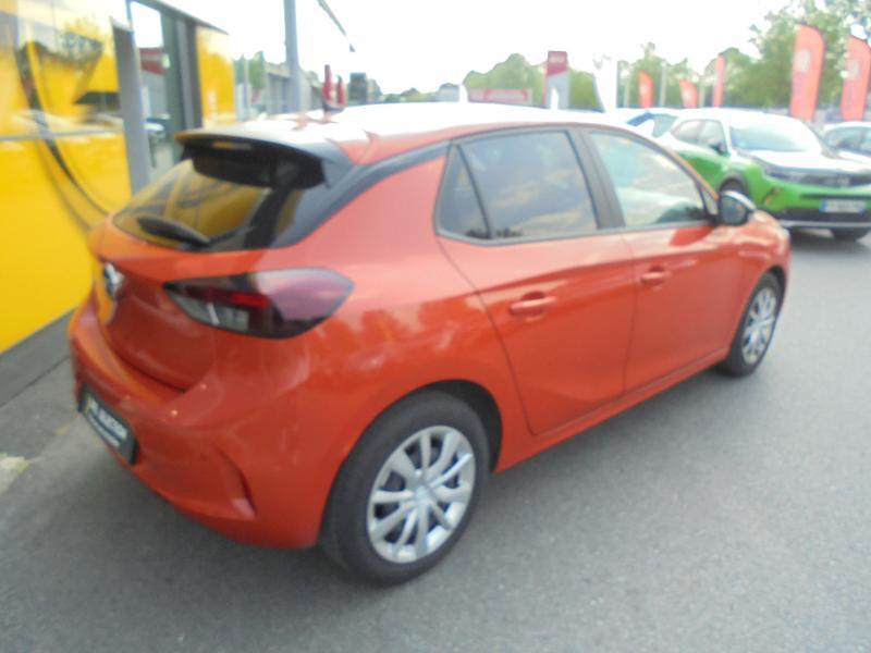 Opel Corsa 1.2 Turbo 100ch Edition Orange occasion à Corbeil-Essonnes - photo n°2