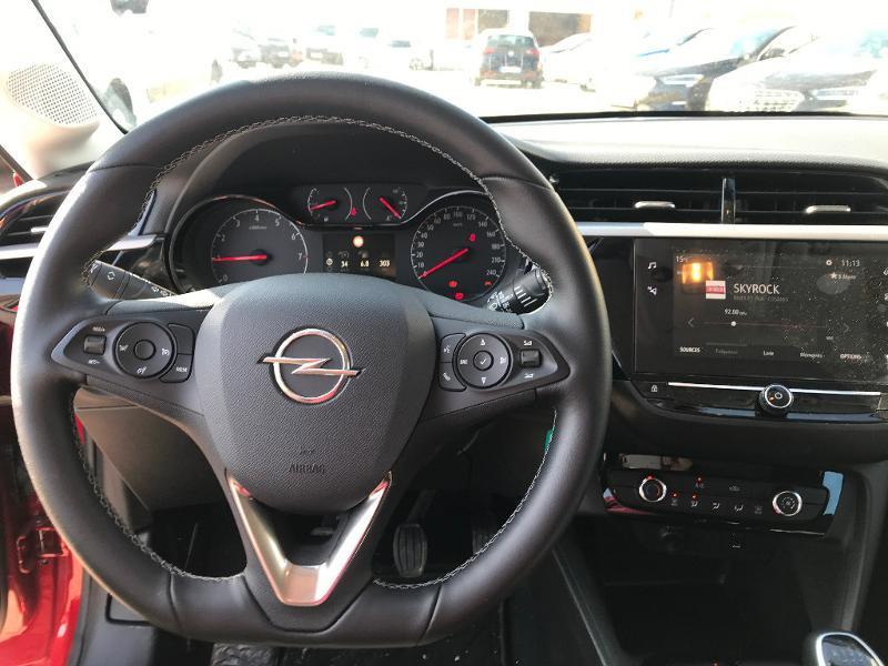 Opel Corsa 1.2 Turbo 100ch Edition  occasion à Auxerre - photo n°9