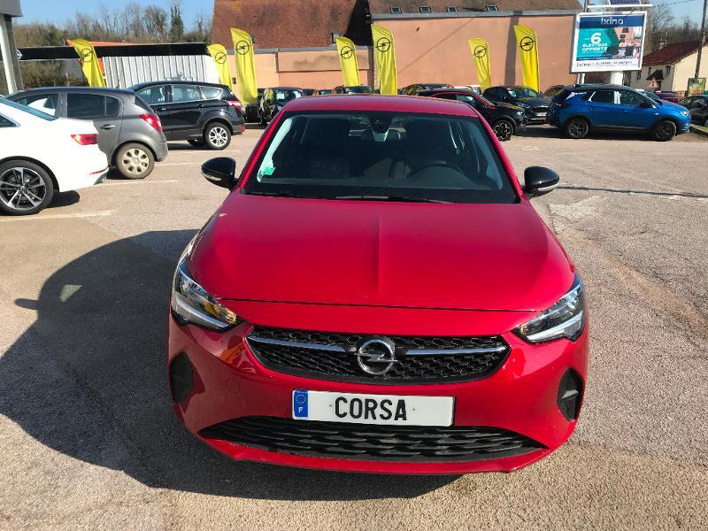 Opel Corsa 1.2 Turbo 100ch Edition  occasion à Auxerre - photo n°2