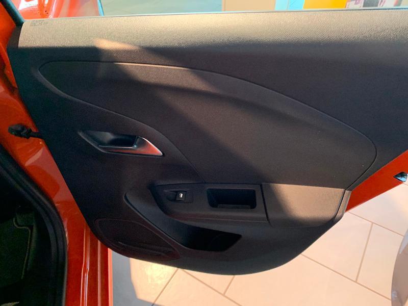 Opel Corsa 1.2 Turbo 100ch Edition Orange occasion à Auxerre - photo n°12
