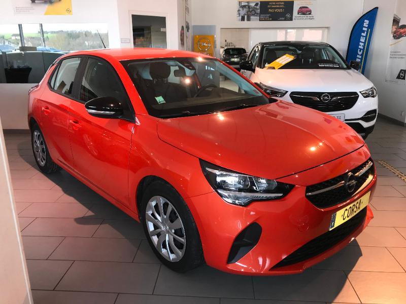Opel Corsa 1.2 Turbo 100ch Edition Orange occasion à Auxerre