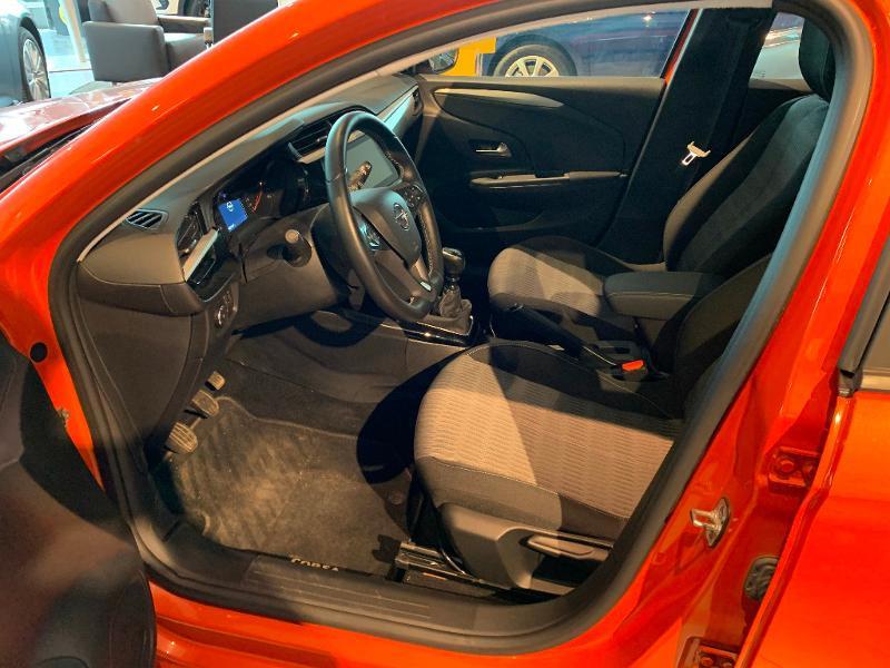 Opel Corsa 1.2 Turbo 100ch Edition Orange occasion à Auxerre - photo n°6