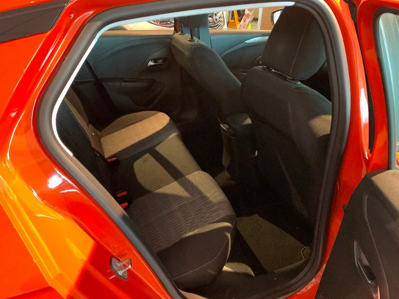 Opel Corsa 1.2 Turbo 100ch Edition Orange occasion à Auxerre - photo n°11