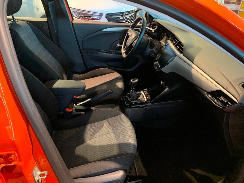 Opel Corsa 1.2 Turbo 100ch Edition Orange occasion à Auxerre - photo n°10