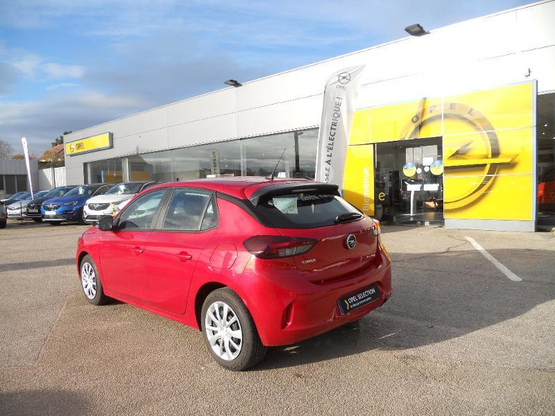 Opel Corsa 1.2 Turbo 100ch Edition  occasion à Auxerre - photo n°3