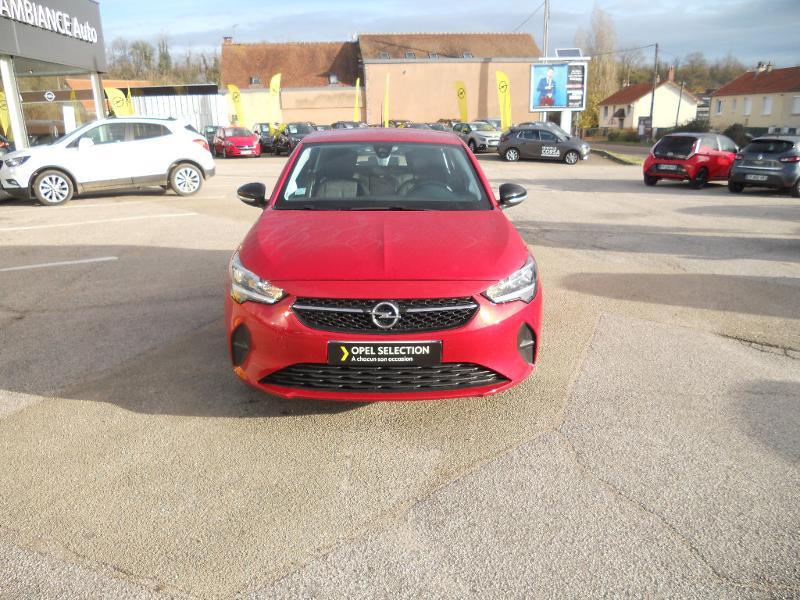 Opel Corsa 1.2 Turbo 100ch Edition  occasion à Auxerre - photo n°7