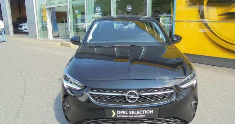 Opel Corsa 1.2 Turbo 100ch Elegance BVA Noir occasion à vert-saint-denis - photo n°4