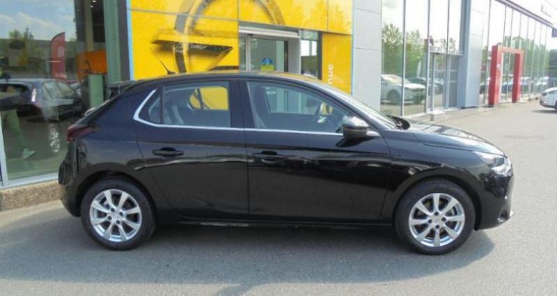 Opel Corsa 1.2 Turbo 100ch Elegance BVA Noir occasion à vert-saint-denis - photo n°3