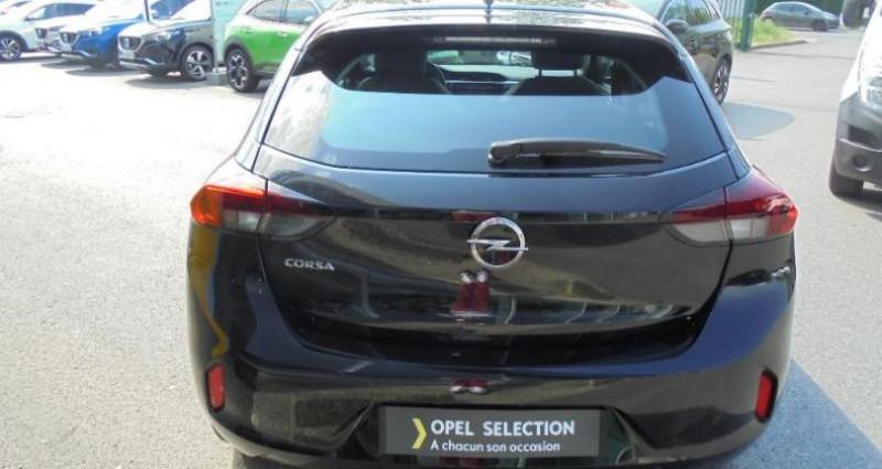 Opel Corsa 1.2 Turbo 100ch Elegance BVA Noir occasion à vert-saint-denis - photo n°5