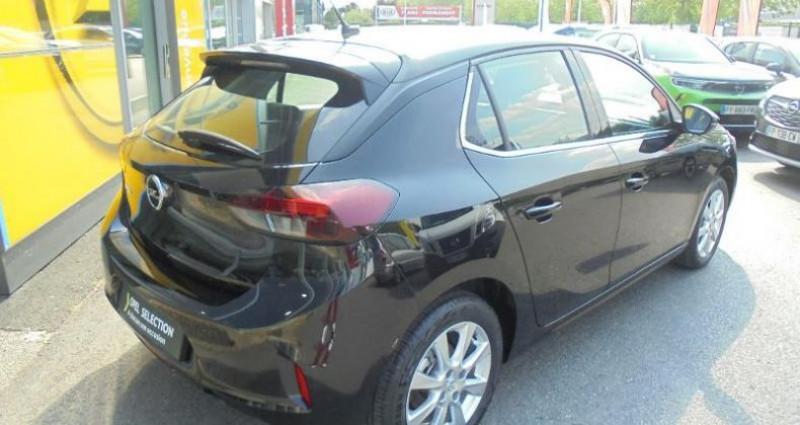 Opel Corsa 1.2 Turbo 100ch Elegance BVA Noir occasion à vert-saint-denis - photo n°2