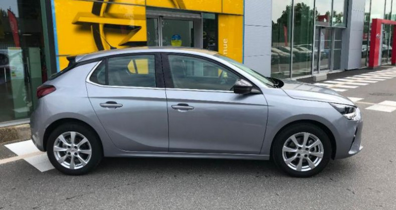 Opel Corsa 1.2 Turbo 100ch Elegance Gris occasion à vert-saint-denis - photo n°3