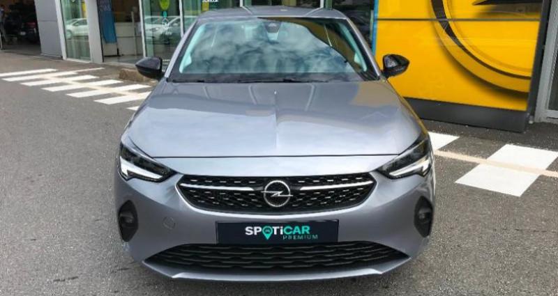 Opel Corsa 1.2 Turbo 100ch Elegance Gris occasion à vert-saint-denis - photo n°4